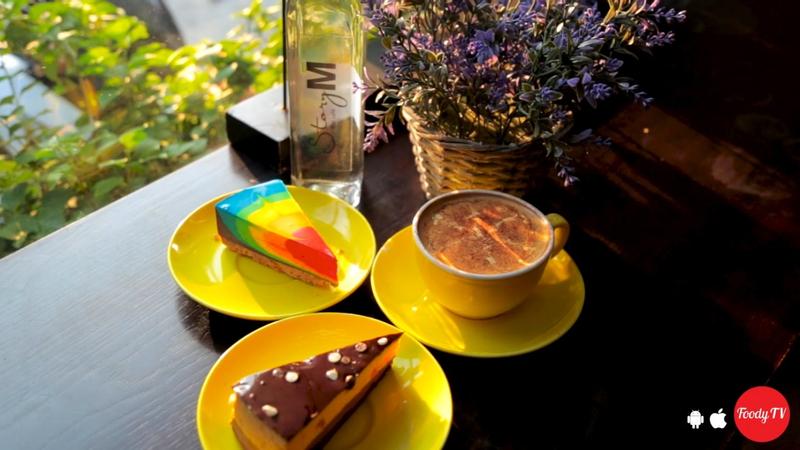 """Yêu từ cái nhìn đầu tiên """"RETRO CAFE"""" đẹp mọi góc"""